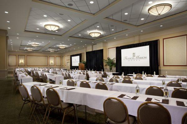 Meetings in Charleston