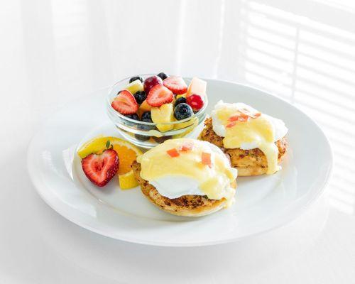 Eggs Benedict 1200