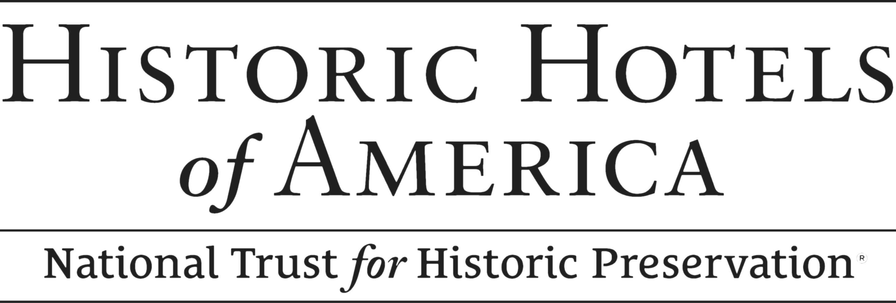 Historic Hotels if America. National Trust for Historic Preservation.