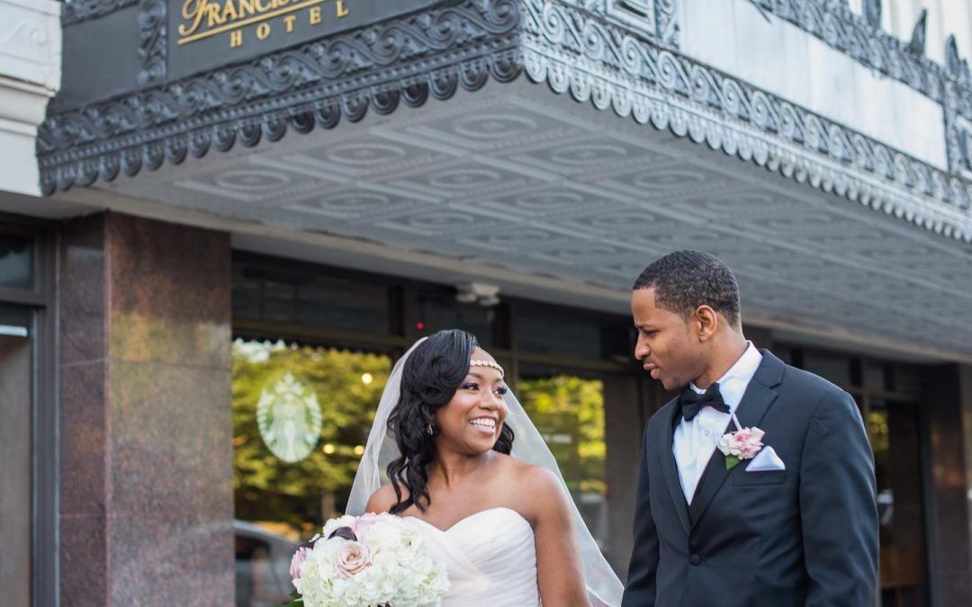 Spring Weddings with the Francis Marion Hotel