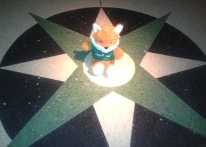 Star on Floor