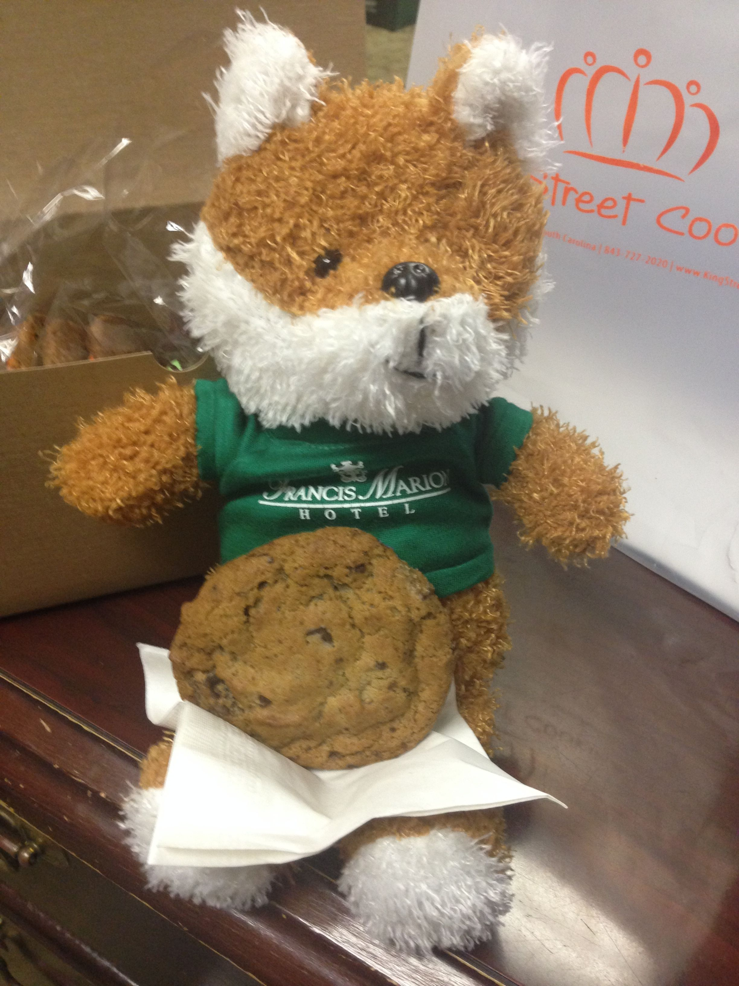 Happy National Chocolate Chip Cookie Day! | Francis Marion Hotel ...